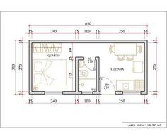 planta de casa pequenas baratas e simples - Pesquisa Google