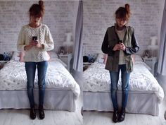 cable knit http://www.josies-journal.com/2013/10/outfit-gimme-guineas.html