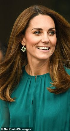 How the Duchess of Cambridge has revamped her appearance, make-up artist reveals | Daily Mail Online