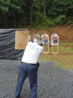 10 shooting skills every gun owner must know.and why I do IDPA Shooting Targets, Shooting Guns, Shooting Range, Shooting Practice, Home Defense, Self Defense, Survival Skills, Homestead Survival, Survival Stuff