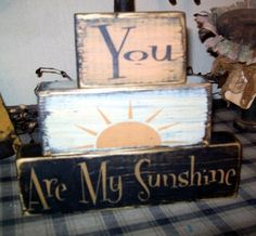 Must make this for Bubs room. I have sung this to him since day 1. But mine with say you are my SON shine <3