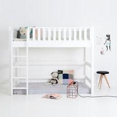 Kinderzimmer // Das Hochbett von Sanders