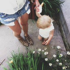 I have a picture like this. When she was first learning how to walk and I was still helping her by holding her hand❤️
