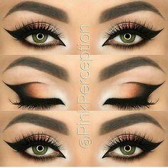 Cat eyes ♡