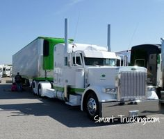 Big Rig Show Trucks: Top Custom Semi Rigs #Cars-Motorcycles