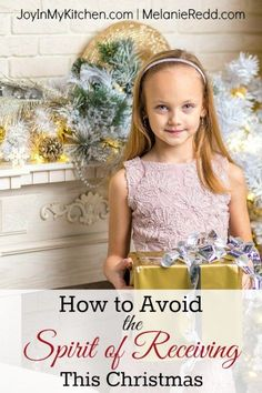 Help your kids avoid the spirit of receiving with a new Advent tradition. Easy to follow steps and suggestions to put the focus on giving this Christmas.