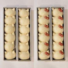 Pumpkin Mashed Potatoes Recipe - A Family Feast Pizza Recipes, Bread Recipes, Cooking Recipes, Pizza Buns, Bread Shaping, Bread Art, Kawaii Dessert, Asian Desserts, Pumpkin Dessert
