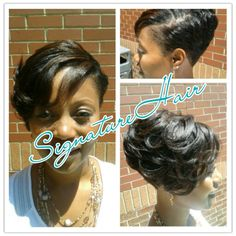 Hairstyles For School .Hairstyles For School Short Sassy Hair, Cute Hairstyles For Short Hair, Short Hair Cuts, Bob Hairstyles, Curly Hair Styles, Natural Hair Styles, School Hairstyles, Black Hairstyles, Braided Hairstyles