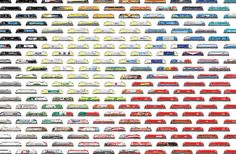 Years of work! All liveries of all Siemens ES 64 U2/U4 Taurus locomotives in one document. Check it out > http://www.crearail.com/bulls