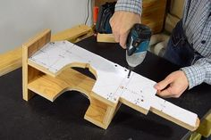 Homemade table saw build: Lift mechanism