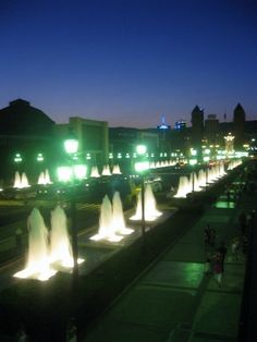 Barcelona, Spain / Backpacking through Europe