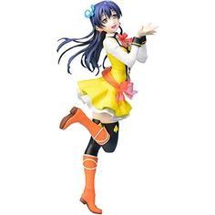 """Sega Love Live! School Idol Project Sunny Day Song SPM Figure Umi Sonoda Action Figure, 8.6"""" ** Check out the image by visiting the link. (This is an affiliate link) #GrownUpToys"""
