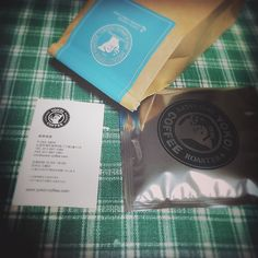 さっきの#横井珈琲 にて水出し珈琲を購入してきました明日の朝が楽しみです  #珈琲 #水出し珈琲