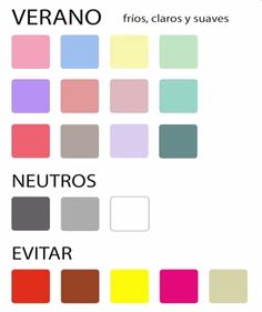 paleta de colores secrets and colors - Buscar con Google