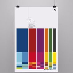 Poster from @guardian new brand identity guidelines