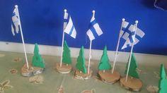 Itsenäisyyspäivä tn Finland, Birthday Candles