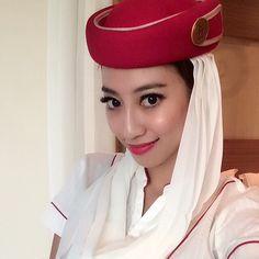 Re-Posted From @candy.hasegawa #CabinCrew #CrewLife #AirlinesCrew #AirCrew #AirHostess #Aircraft #Flying #Fly #Airplane #Steward #Stewardess #Saudia #United #JAL #Saudia #KoreanAir #PAL #QatarAirways #BA #AirAsia #AirChina #Garuda #beauty #makeup #art #fashion #beautiful  #model #uniform #Emirates
