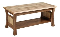 The Shaker Gateway Coffee Table brings home exquisite shaker style furniture in the wood of your choice. With a lower shelf perfect for magazines. Amish made in Shaker Style Furniture, Best Wood For Furniture, Family Room Furniture, Amish Furniture, Fine Furniture, Furniture Making, Modern Furniture, Furniture Design, Hardwood Table