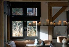 Villa S3 - interior   architecture   totaal concepten   interieur   tuinplan - Marco van Veldhuizen Best Modern House Design, Villa, Steel Buildings, Modern Farmhouse Style, Architecture, Building Design, Decoration, New Homes, Interior