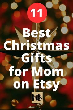 11 best Christmas gifts for mom on Etsy this year - Chambre bébés & enfants