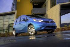 Nissan Versa Note is the 2013 Best Back-to-School Car