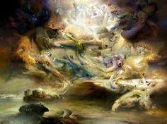 James Gleeson, Forecast oil on canvas, 152 x cm Australian Painters, Australian Artists, Henry Thomas, Arts Award, Art And Architecture, Art Forms, Surrealism, Oil On Canvas, My Arts