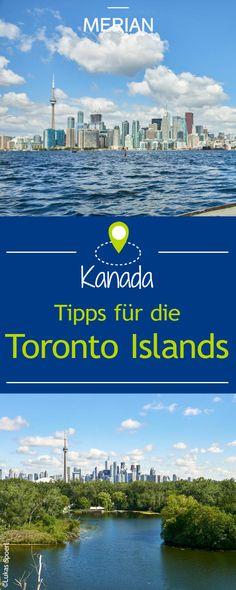 Die Toronto Islands auf dem Ontariosee: Lernen Sie abseits von Lärm und Hektik eine ganz andere Seite der kanadischen Großstadt kennen.