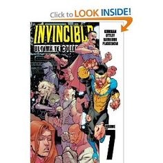 Amazon.com: Invincible: The Ultimate Collection Volume 7 (Invincible Ultimate Collection) (9781607065098): Robert Kirkman, Ryan Ottley: Books