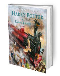 J. K. Rowling – Harry Potter a Kámen mudrců (ilustr.)