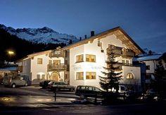Appartementen Korona, St. Anton am Arlberg, Oostenrijk