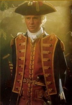 James Norrington - I would call him one of the villains in Pirates of the Carribean.