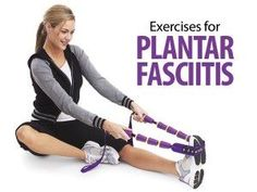 Exercises to help ease pain caused by plantar fasciitis Plantar Fasciitis Exercises, Plantar Fasciitis Treatment, Plantar Fasciitis Shoes, Foot Remedies, Health Remedies, Foot Pain Relief, Psoas Muscle, Heel Pain, Feet Care