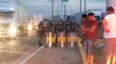 BR-116, Ceará, protesto, caminhoneiros