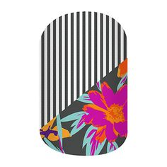 "October's SISTER STYLE EXCLUSIVE! Order at www.geturnailon.com - ""GOTTA HAVE EM"" October 2013 only! New York Fashion week inspired nail design"