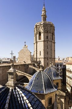 The Cathedral of Valencia on http://valencia.for91days.com