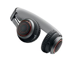 Jabra REVO WIRELESS - Scopri tutta la libertà del wireless con il massimo audio Dolby®. Il nuovo modello Jabra Revo Wireless abbina perfettamente qualità dell'audio e durata superiori e design all'avanguardia.