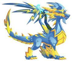 dragon city blue dragon - Google Search Dragon City Cheats, Dragon City Game, New Dragon, Blue Dragon, City Generator, Lightning Dragon, Bird Wings, Fantasy Dragon, Halloween Crafts