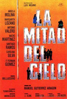 La mitad del cielo (1986) España. Dir: Manuel Gutiérrez Aragón. Drama. Franquismo - DVD CINE 1151