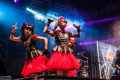2015.06.12 - BABYMETAL at #DL2015 by Izzie Ruffle - Album on Imgur