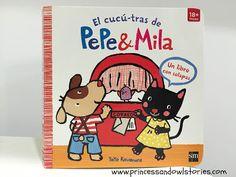 Princess and Owl stories: Trucos de madre: El cucú-tras de Pepe y Mila (1-3 años)