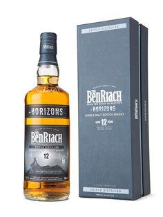 BENRIACH 12 ans Triple Distilled