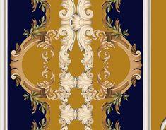 Embroidery designd on Behance Textile Prints, Textile Design, Textiles, Set Design, Print Design, Kurti Neck, Album Design, Panel, Adobe Photoshop