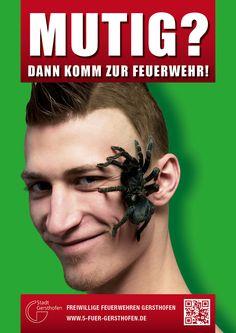 Kampagne 2013 ... Komm zur Feuerwehr!