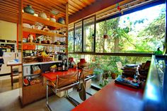 Reunion House, Richard Neutra 1949 (Remodeled by Dion Neutra 1966) | by Michael Locke