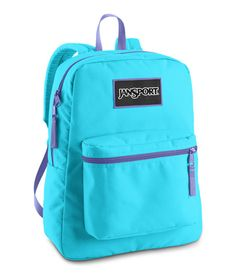 Jansport Overexposed Backpack Mammoth Blue Meredith Grey b4bc3f12b7a40