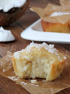 Bibingka (Filipino Rice Muffins)   YummyAddiction.com