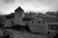 5. Januar: Schloss Vaduz