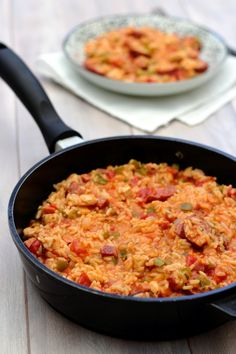 Photographies et recette non libres de droit - Amandine Cooking © Slow Cooker, Plats Weight Watchers, Baby Food Recipes, Healthy Recipes, Skillet Meals, Fried Rice, Risotto, Curry, Food And Drink