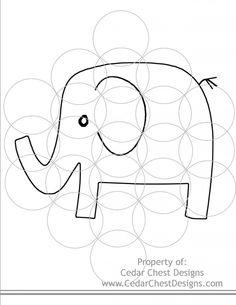 Cedar Chest Designs, Digital Crafts - Baby Elephant, $0.00 (http://www.cedarchestdesigns.com/baby-elephant/)