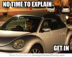 @catherine gruntman Connolly slug bug no tag backs ;)